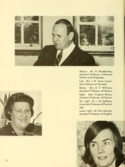 Page 16, 1966 Edition, Newton College of the Sacred Heart - The Well Yearbook (Newton, MA) online yearbook collection