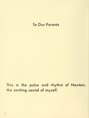 Page 6, 1966 Edition, Newton College of the Sacred Heart - The Well Yearbook (Newton, MA) online yearbook collection