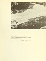 Page 11, 1969 Edition, Newton College of the Sacred Heart - The Well Yearbook (Newton, MA) online yearbook collection