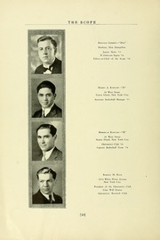 Page 10, 1934 Edition, New England College of Optometry - Scope Yearbook (Boston, MA) online yearbook collection