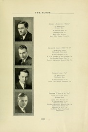 Page 11, 1934 Edition, New England College of Optometry - Scope Yearbook (Boston, MA) online yearbook collection