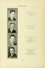 Page 12, 1934 Edition, New England College of Optometry - Scope Yearbook (Boston, MA) online yearbook collection
