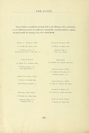 Page 14, 1934 Edition, New England College of Optometry - Scope Yearbook (Boston, MA) online yearbook collection