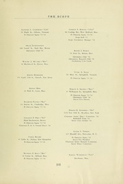 Page 15, 1934 Edition, New England College of Optometry - Scope Yearbook (Boston, MA) online yearbook collection