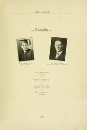 Page 3, 1934 Edition, New England College of Optometry - Scope Yearbook (Boston, MA) online yearbook collection