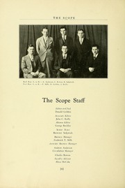 Page 6, 1934 Edition, New England College of Optometry - Scope Yearbook (Boston, MA) online yearbook collection