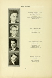 Page 8, 1934 Edition, New England College of Optometry - Scope Yearbook (Boston, MA) online yearbook collection
