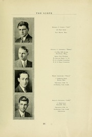 Page 9, 1934 Edition, New England College of Optometry - Scope Yearbook (Boston, MA) online yearbook collection