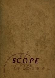 1943 Edition, New England College of Optometry - Scope Yearbook (Boston, MA)