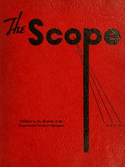 Page 1, 1947 Edition, New England College of Optometry - Scope Yearbook (Boston, MA) online yearbook collection