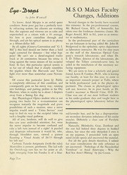 Page 12, 1947 Edition, New England College of Optometry - Scope Yearbook (Boston, MA) online yearbook collection