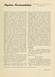 Page 5, 1947 Edition, New England College of Optometry - Scope Yearbook (Boston, MA) online yearbook collection