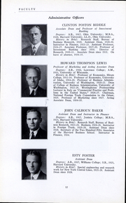 Page 14, 1935 Edition, Harvard Business School - Yearbook (Boston, MA) online yearbook collection