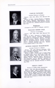 Page 16, 1935 Edition, Harvard Business School - Yearbook (Boston, MA) online yearbook collection