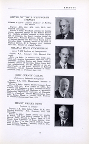 Page 17, 1935 Edition, Harvard Business School - Yearbook (Boston, MA) online yearbook collection