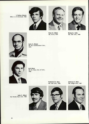 Page 72, 1973 Edition, Harvard Business School - Yearbook (Boston, MA) online yearbook collection