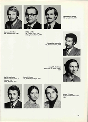 Page 73, 1973 Edition, Harvard Business School - Yearbook (Boston, MA) online yearbook collection