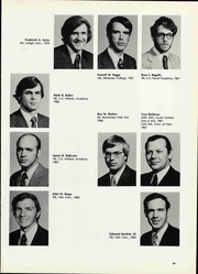 Page 75, 1973 Edition, Harvard Business School - Yearbook (Boston, MA) online yearbook collection