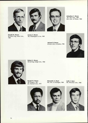 Page 80, 1973 Edition, Harvard Business School - Yearbook (Boston, MA) online yearbook collection