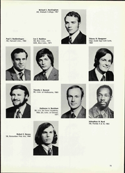 Page 81, 1973 Edition, Harvard Business School - Yearbook (Boston, MA) online yearbook collection