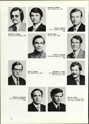 Page 82, 1973 Edition, Harvard Business School - Yearbook (Boston, MA) online yearbook collection