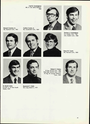 Page 87, 1973 Edition, Harvard Business School - Yearbook (Boston, MA) online yearbook collection