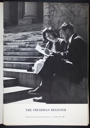 Page 3, 1966 Edition, Radcliffe College - Yearbook (Cambridge, MA) online yearbook collection