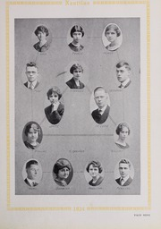 Page 13, 1924 Edition, Eastern Nazarene College - Nautilus Yearbook (Quincy, MA) online yearbook collection