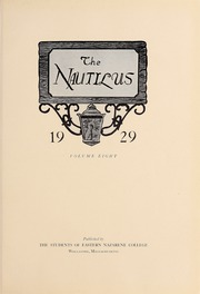 Page 7, 1929 Edition, Eastern Nazarene College - Nautilus Yearbook (Quincy, MA) online yearbook collection