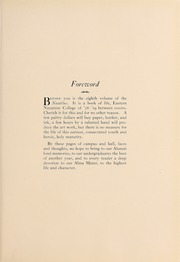 Page 9, 1929 Edition, Eastern Nazarene College - Nautilus Yearbook (Quincy, MA) online yearbook collection