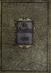 Page 1, 1930 Edition, Eastern Nazarene College - Nautilus Yearbook (Quincy, MA) online yearbook collection