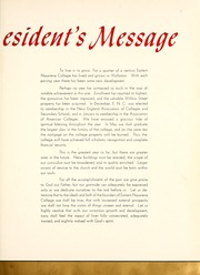 Page 15, 1944 Edition, Eastern Nazarene College - Nautilus Yearbook (Quincy, MA) online yearbook collection