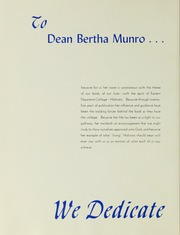 Page 12, 1947 Edition, Eastern Nazarene College - Nautilus Yearbook (Quincy, MA) online yearbook collection