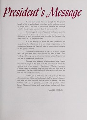 Page 13, 1948 Edition, Eastern Nazarene College - Nautilus Yearbook (Quincy, MA) online yearbook collection