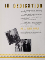 Page 8, 1952 Edition, Eastern Nazarene College - Nautilus Yearbook (Quincy, MA) online yearbook collection