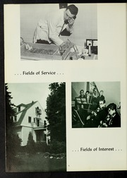 Page 10, 1964 Edition, Eastern Nazarene College - Nautilus Yearbook (Quincy, MA) online yearbook collection