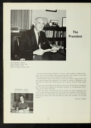 Page 16, 1964 Edition, Eastern Nazarene College - Nautilus Yearbook (Quincy, MA) online yearbook collection