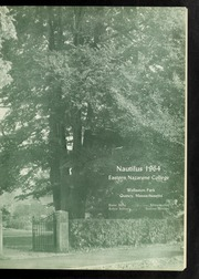 Page 5, 1964 Edition, Eastern Nazarene College - Nautilus Yearbook (Quincy, MA) online yearbook collection