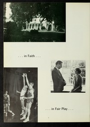 Page 8, 1964 Edition, Eastern Nazarene College - Nautilus Yearbook (Quincy, MA) online yearbook collection