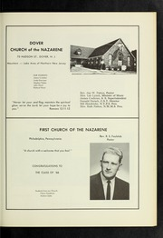 Page 271, 1966 Edition, Eastern Nazarene College - Nautilus Yearbook (Quincy, MA) online yearbook collection