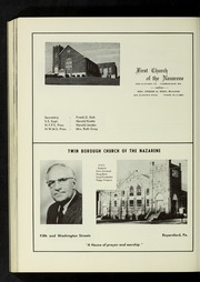Page 272, 1966 Edition, Eastern Nazarene College - Nautilus Yearbook (Quincy, MA) online yearbook collection