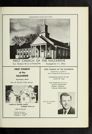 Page 273, 1966 Edition, Eastern Nazarene College - Nautilus Yearbook (Quincy, MA) online yearbook collection