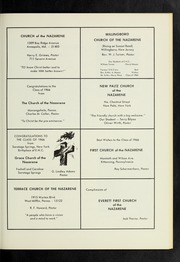 Page 279, 1966 Edition, Eastern Nazarene College - Nautilus Yearbook (Quincy, MA) online yearbook collection