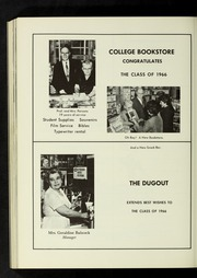 Page 280, 1966 Edition, Eastern Nazarene College - Nautilus Yearbook (Quincy, MA) online yearbook collection