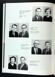 Page 16, 1965 Edition, Massachusetts Bay Community College - Greenyears Yearbook (Wellesley, MA) online yearbook collection