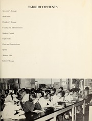 Page 7, 1971 Edition, Massachusetts Bay Community College - Greenyears Yearbook (Wellesley, MA) online yearbook collection