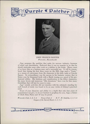 Page 44, 1927 Edition, College of the Holy Cross - Purple Patcher Yearbook (Worcester, MA) online yearbook collection