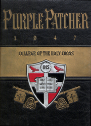 Page 1, 1947 Edition, College of the Holy Cross - Purple Patcher Yearbook (Worcester, MA) online yearbook collection