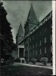 Page 12, 1949 Edition, College of the Holy Cross - Purple Patcher Yearbook (Worcester, MA) online yearbook collection