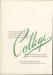 Page 8, 1949 Edition, College of the Holy Cross - Purple Patcher Yearbook (Worcester, MA) online yearbook collection